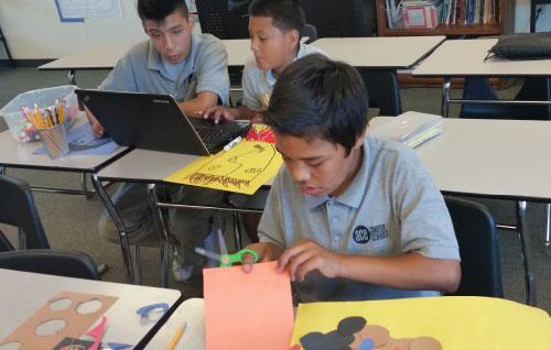 Accelerate Center Service School